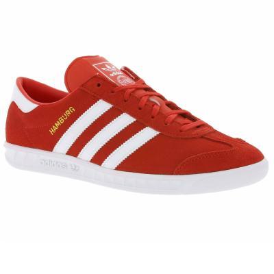Pantofi sport barbati Adidas Originals HAMBURG rosu