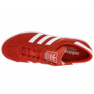 Pantofi sport barbati Adidas Originals HAMBURG rosu3