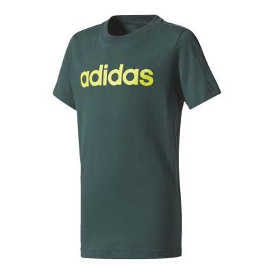 Tricou copii Adidas YB LIN TEE
