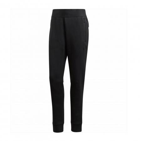 Pantaloni lungi femei Adidas W Id Stadium Pt negru0