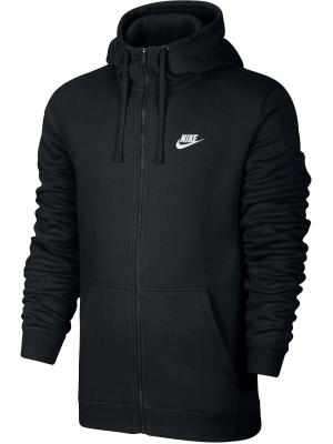 Hanorac barbati Nike HOODIE FZ FLC CLUB0