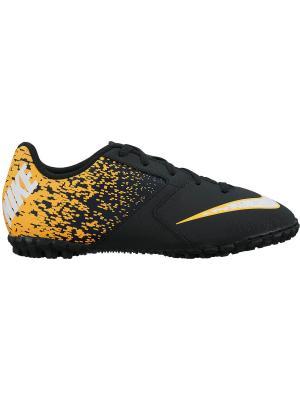 Ghete fotbal copii Nike JR BOMBAX TF0