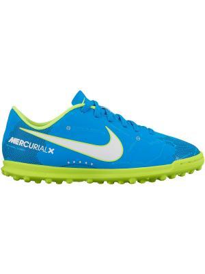 Ghete fotbal copii Nike JR MERCURIALX VRTX III