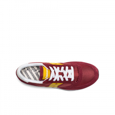 Pantofi sport barbati Saucony Jazz Original Vintage visiniu3