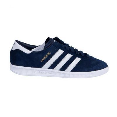 Pantofi sport barbati Adidas Originals HAMBURG  bleumarin0