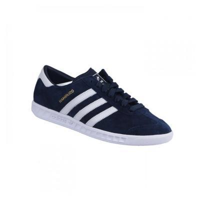 Pantofi sport barbati Adidas Originals HAMBURG  bleumarin2