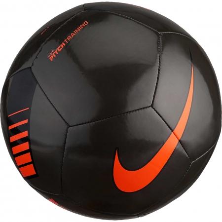 Minge fotbal Nike Pitch Training negru/portocaliu