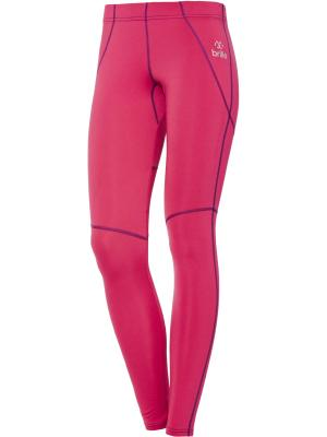 Set lenjerie termica femei Brille Warm roz2