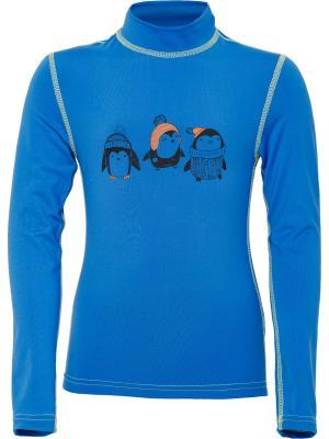 Set lenjerie termica baieti Brille Warm albastru1