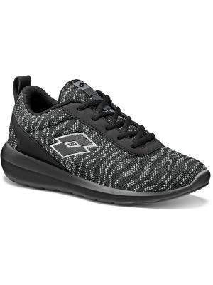 Pantofi sport femei Lotto SUPERLIGHT LITE II KNIT negru