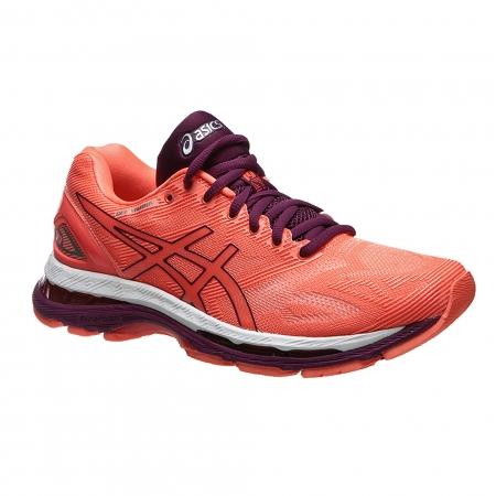 Pantofi sport femei ASICS GEL-NIMBUS portocaliu