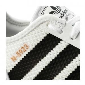 Pantofi sport dama Adidas Originals N-5923  alb/negru2