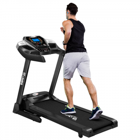 Banda de alergat electrica Energy Fit t500