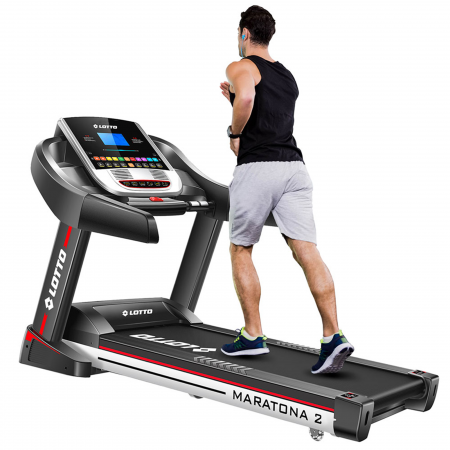 Banda de alergat electrica Lotto Fitness Maratona 21