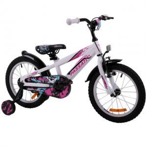 Bicicleta copii Passati Gerald alb 20