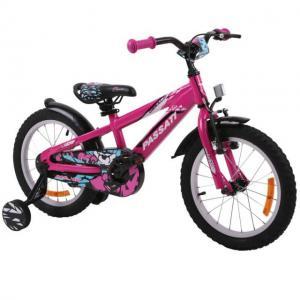 Bicicleta copii Passati Gerald roz 20