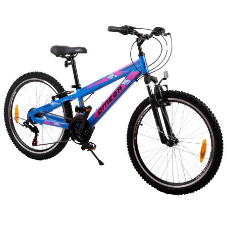Bicicleta mountainbike copii Omega Gerald 24