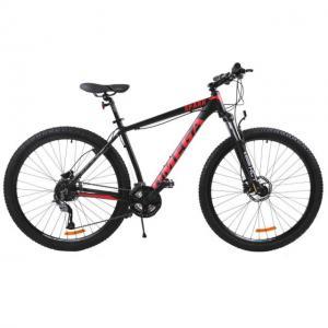 Bicicleta MTB Omega Spark negru 27.5
