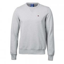 Bluza barbati Champion Crewneck Sweatshirt gri1