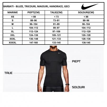Bluza barbati Nike M NK TOP CORE HZ3