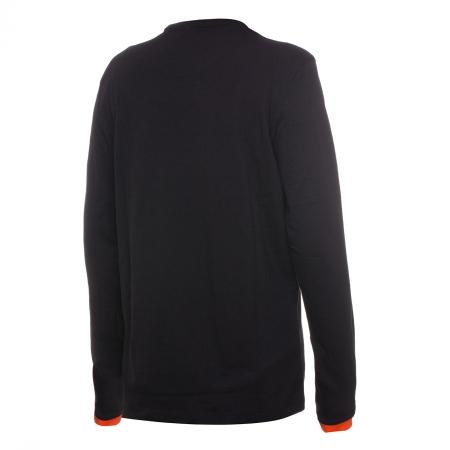 Bluza maneca lunga barbati Lotto DEVIN VII TEE LS negru1