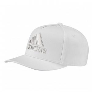 Sapca unisex Adidas H90 LOGO alb/alb