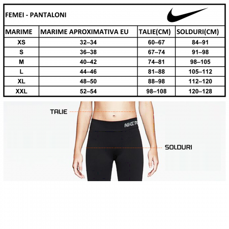 Colanti femei Nike W NP1