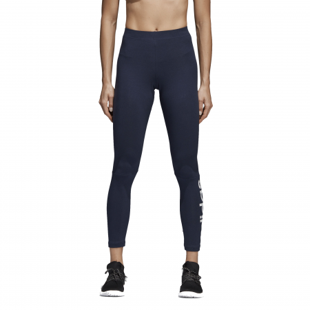 Colanti sport femei Adidas LIN ESS negru