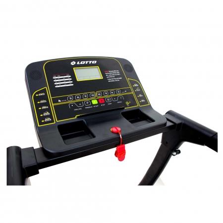 Banda de alergat electrica Lotto Fitness Corso 37