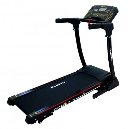 Banda de alergat electrica Lotto Fitness Corso 310