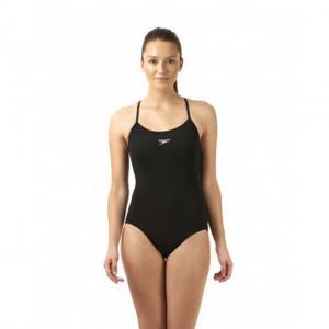 Costum de baie pentru femei Speedo solid rippleback1