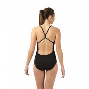 Costum de baie pentru femei Speedo solid rippleback3