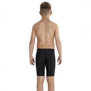 Costum inot baieti Speedo jammer sports Logo PNL Black4