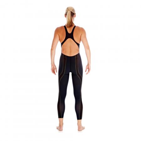 Costum profesional inot Speedo pentru femei Fastskin openwater recordberaker legskin1