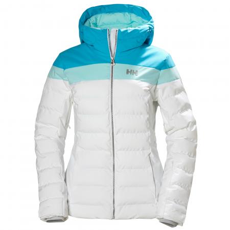 Geaca de ski femei Helly Hansen Imperial Puffy alb0