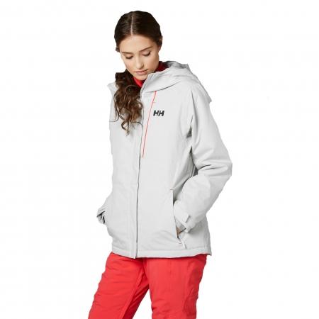 Geaca de ski femei Helly Hansen W SNOWSTAR alb