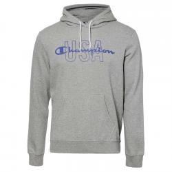 Hanorac barbati Champion Hooded Sweatshirt gri