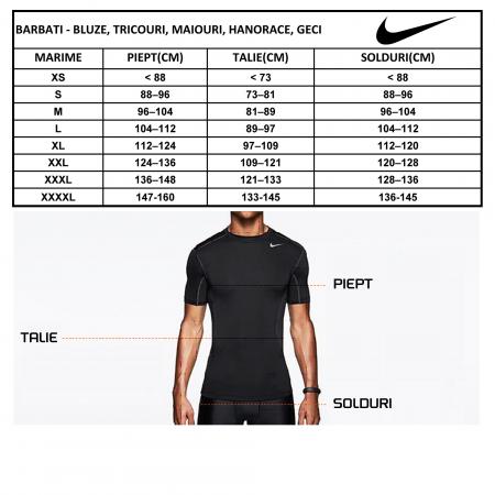 Hanorac cu fermoar barbati Nike NSW HBR HOODIE FZ FLC negru2