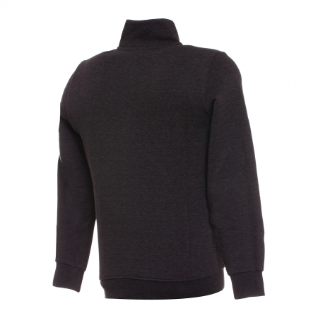 Hanorac cu fermoar sport copii Champion Sweatshirt Fall Fleece gri1