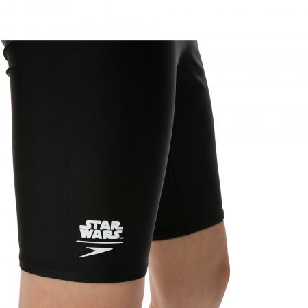Jammer baieti Speedo Disney Star Wars Storm Trooper negru/alb3
