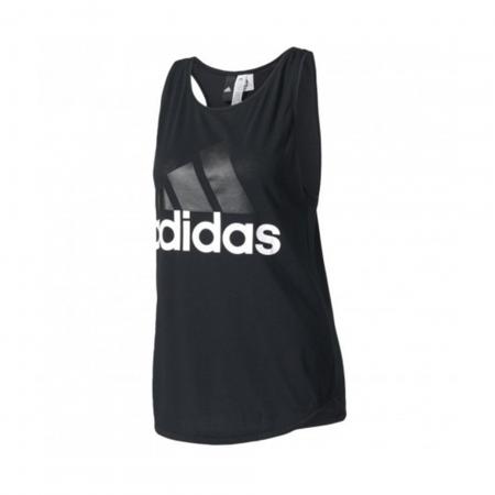 Maiou sport femei Adidas CANOTTA LIN ESS negru