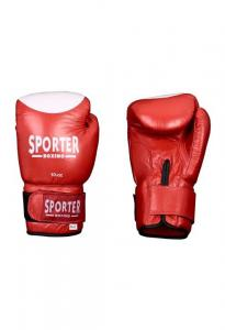 Manusi pentru competitii-Sporter (GS-910R/W)