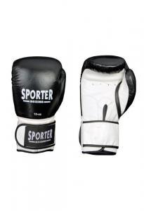 Manusi pentru competitii-Sporter (GS-914R/W,GS-914Black/W)