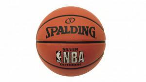 Minge de baschet Spalding NBA Silver Outdoor nr. 7