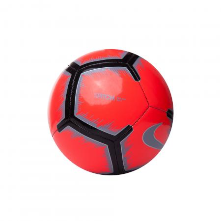 Minge fotbal Nike Pitch rosu/alb2
