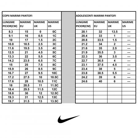 Pantofi sport copii Nike STAR RUNNER (GS) negru5