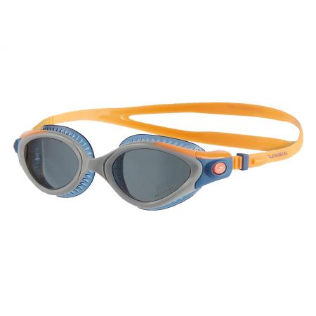 Ochelari femei Speedo Futura Biofuse Flexiseal Triathlon portocaliu0