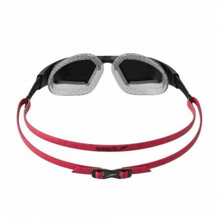 Ochelari inot adulti Speedo AquaPulse Pro Mirror rosu/auriu2