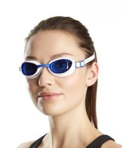 Ochelari inot aqua pure Speedo alb/albastru2