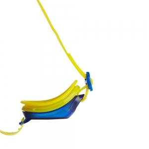 Ochelari inot copii Speedo Jet V2 galben/albastru2